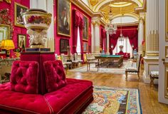 A Glamorous Glimpse Inside Dudley House, London's Reported Most Expensive Private Residence | Vanity Fair