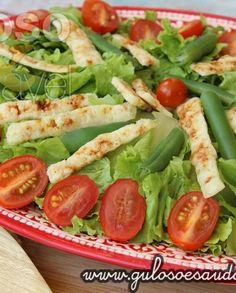Salada Crocante de Vagem
