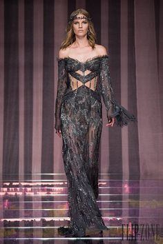Atelier #Versace Fall-winter 2015-2016 #Couture