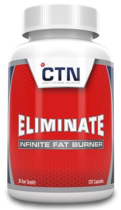 CTN Eliminate Fatburner is the strongest and most effective thermogenic fat burner available from CTN.  Price and availabilty on request Utilising only the highest quality ingredients in the maximum dosages.  This is the very same product that I use in conjunction with my 'weight loss' training program, which has delivered such fantastic results for my clients in Zurich.  There isn't a better fat burner available on the commercial market. www.eliminatefatburner.com Weight Lifting, Weight Loss, Best Fat Burner, Good Fats, Sports Nutrition, Nutritional Supplements, Training Programs, Weight Management, Metabolism