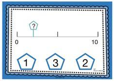 Estimer sur droites et frises numériques   Un même PDF pour ces 4 propositions, chacun éditera en fonction de ses besoins : La première partie concerne des GS-CP : - estimer sur une droite... Math Gs, Bar Chart, Education, Cycle, Place, Montessori, School Stuff, Decor, Special Education