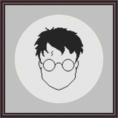 Check out this item in my Etsy shop https://www.etsy.com/listing/551635670/harry-potter-cross-stitch-pattern-modern