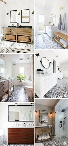 10 Gorgeous Bathroom