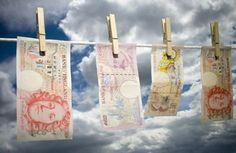 Money On Washing Line. Stamp Duty Guide From 4Homes