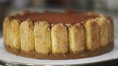 No Cook Desserts, Sweet Desserts, Sweet Recipes, Dessert Recipes, Pie Cake, No Bake Cake, Pastry Recipes, Baking Recipes, Cannoli