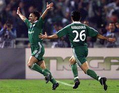 Krzysztof Warzycha-Panathinaikos FC 5