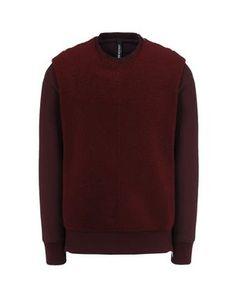 NEIL BARRETT Men - Fleecewear - Zip sweatshirt NEIL BARRETT on thecorner.com