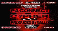 """PA Connect Cypher"" Featuring Gallo Locknez & Chris Fields | LyricallyFit"