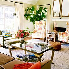8 ways to embrace '70s style at home | Embrace the ethnic eclectic | Sunset.com