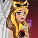Juego de vestir a Hawkgirl
