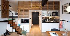 Un pequeño apartamento muy bien aprovechado
