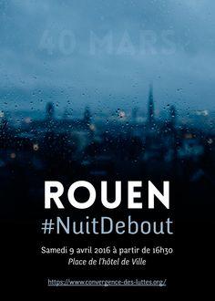 #NuitDebout #Rouen