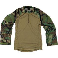Great looking combat shirt!
