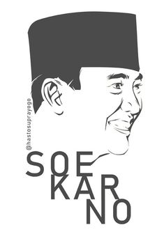7 Best Soekarno images | Founding fathers, Vector illustration ...
