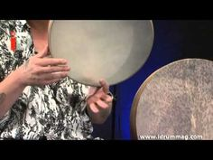 Beginners guide to the Frame Drum - Pete Lockett. Part 5 Step by step introduction into the fantastic world of Frame Drums, starting at the very beginning. Ocean Drum, Frame Drum, Drums, Youtube, Percussion, Drum, Youtubers, Drum Kit, Youtube Movies