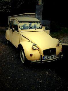 ..._French Vintage. Citroen 2CV