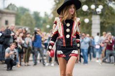 THE 50 BEST STREET STYLE MOMENTS OF 2014 - wonderful photo