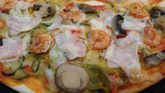 Masa y relleno de pizza-http://unachispadesabor.blogspot.com/2016/03/pizza-masa-y-rellenos.html - Blog cocina Una Chispa de Sabor #UCDS #recetas #masas