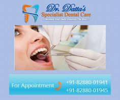 For the best #dentalservice in Chandigarh, fix appointment with Specialist Dental Care.