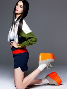 pop fashion mikebmakeup