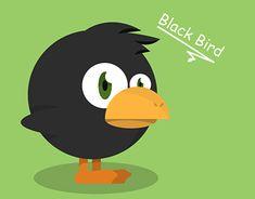 "Check out new work on my @Behance portfolio: ""Black Bird"" http://be.net/gallery/60838397/Black-Bird"