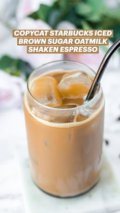 Coffee Drink Recipes, Starbucks Recipes, Tea Recipes, Cold Brew Coffee Recipe, Thai Tea Latte Recipe, Starbucks Iced Latte Recipe, Sweet Iced Coffee Recipe, Healthy Coffee Drinks, Iced Starbucks Drinks