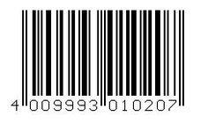 Ein Strichcode