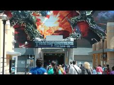 Ranking Universal Studios Hollywood's top rides.