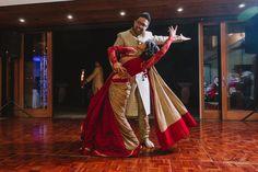 Sommath and Sampurna's Wedding Reception at Stone Brae Country Club in Hayward Hills
