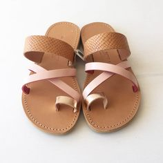 04-0268,04-0184,04-0185,04-0186,04-0187,04-0188,04-0189 Greek Names, Sandals, Simple, Pink, Shoes, Fashion, Shoes Sandals, Zapatos, Moda