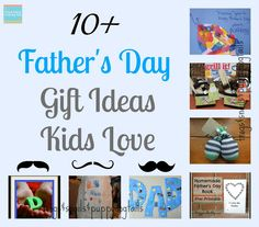 10 Fathers Day Gifts Ideas Kids Love from around the web{special edition 10 things kids love}