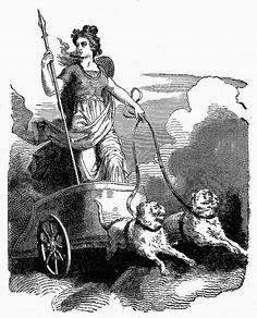 Frigg nordic goddess