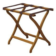 Durham Luggage Rack - for guests