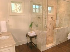 Southern Beach-Style Master Bath : Rooms : Home & Garden Television