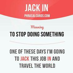 Jack in #English
