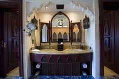 Madinat Jumeirah - Mina A'Salam  - Ocean Suite Master Bathroom