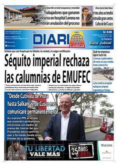 Archivo Digital El Diario del Cusco – El Diario del Cusco