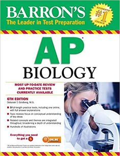DOWNLOAD PDF Barrons AP Biology 6th Edition Free Epub MOBI EBooks