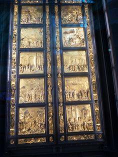 Porta del Paradiso. Lorenzo Ghiberti