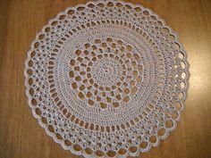 Crochet Galore: Birthday Doily - November Doily of The Month