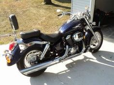 2002 Honda Shadow ACE750 - $2900 (Little Falls)  Excellent condition very low miles less than 6K. Removable backrest/rack.