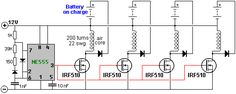 Free-Energy Devices - Battery Pulse-charging systems