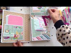 Custom Mini Album - by Neen, jjshowers YouTube