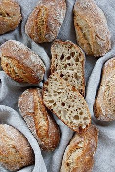 Drei-Stunden-Brötchen - Plötzblog - Selbst gutes Brot backenPlötzblog – Selbst gutes Brot backen