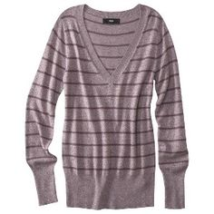 Mossimo® Women's Ultrasoft V-Neck Sweater - click image to zoom