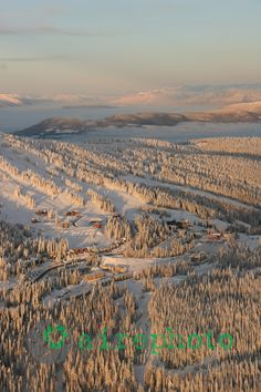 Silver Star Mountain, Vernon BC