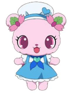 Rosa jewelpet cute jewelpets pinterest lady and search - Jewelpet prase ...