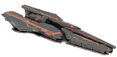 the mighty Federation Capital Ship from Elite: Dangerous Farragut class BattleCrusier Space Ship Concept Art, Concept Ships, Spaceship Art, Spaceship Design, Star Citizen, Sci Fi Rpg, Starship Concept, Space Engineers, Capital Ship