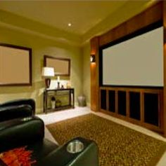 Invisible Systems: Options for Hiding Televisions and Other Equipment