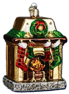 Holiday Hearth | Old World Christmas Glass Ornament